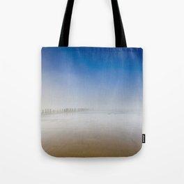 Berrow Beach Tote Bag