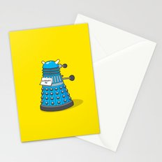 Exterminate Me Variant (Dr Who) Stationery Cards