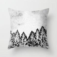 borovi Throw Pillow
