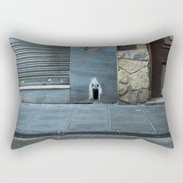 Hole sweet hole Rectangular Pillow