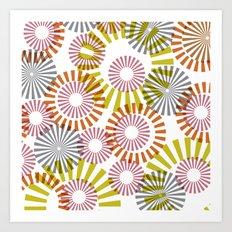 NITENDE 3 Art Print