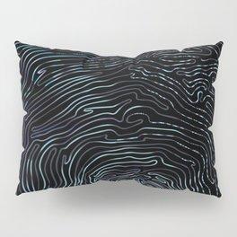 1 continuous line Pillow Sham