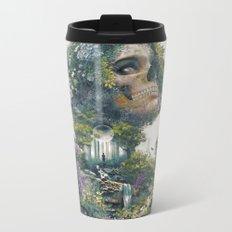 Between Life and Death Metal Travel Mug