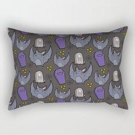 Little Bat Rectangular Pillow