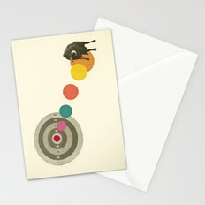 Bull's Eye : Taurus Stationery Cards