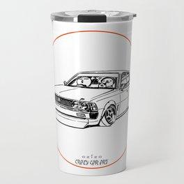 Crazy Car Art 0204 Travel Mug