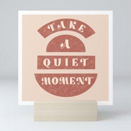 A Quiet Moment Mini Art Print