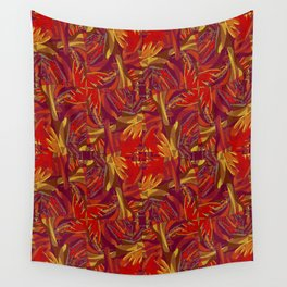 Colorful Abstract Ethnic Style Pattern Wall Tapestry