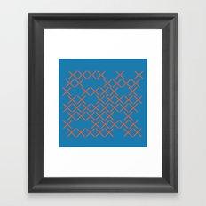 XX v.1 Framed Art Print