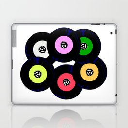 Singles Collection Laptop & iPad Skin
