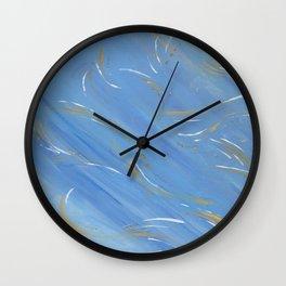 Visitation Wall Clock