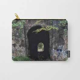The Screaming Tunnel Carry-All Pouch