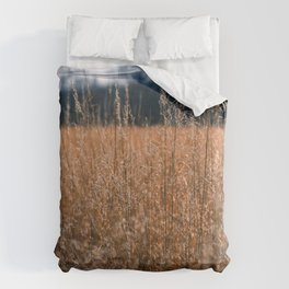 Let's Go Camping Comforters