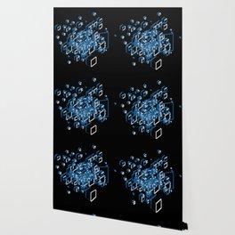 3D Futuristic GEO Line II Wallpaper