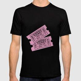 Cinema Tickets T-shirt