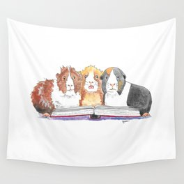 Three Little Pigs Wall Tapestry