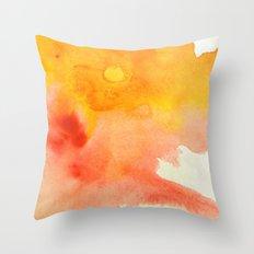 Sunset XVI Throw Pillow
