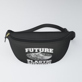 Future Plastic Surgeon Cosmetic Surgery Gift Fanny Pack