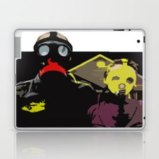 The End of the World Laptop & iPad Skin