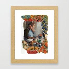 ever in my heart Framed Art Print