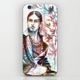 My dear Frida iPhone Skin