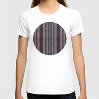 baroque T-shirts featuring Baroque lines by Tony Vazquez
