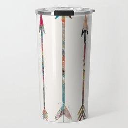5 Arrows Travel Mug