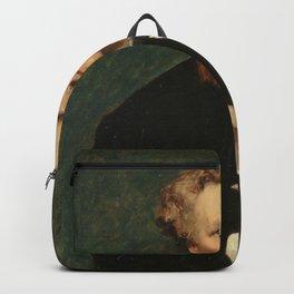 Carolus-Duran - Portrait d'Etienne Haro Backpack
