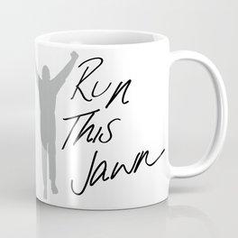 Rocky - Run This Jawn Coffee Mug