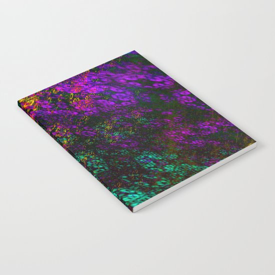 clouds everywhere color Notebook