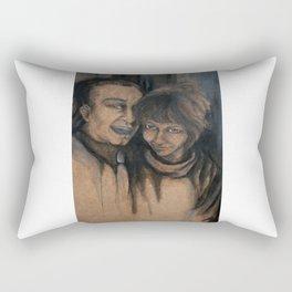 beat Rectangular Pillow