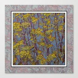 MAGIC DILL WEED Canvas Print