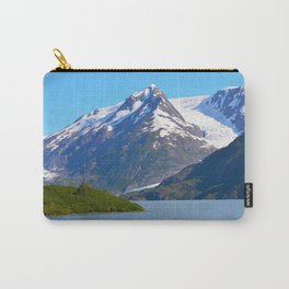 Portage Glacier - Summer Carry-All Pouch