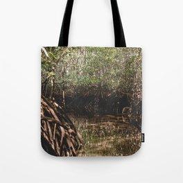 Mangrove tour in Nusa Lembogan Tote Bag