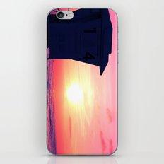 Mission Beach Sunset iPhone & iPod Skin