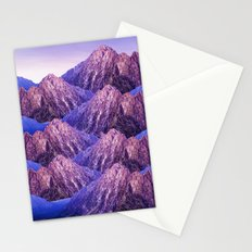The Mountains of my Heart Stationery Cards