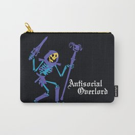 Antisocial Overlord Carry-All Pouch