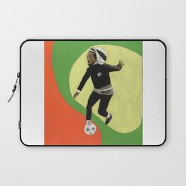 B. Marley - playing Laptop Sleeve