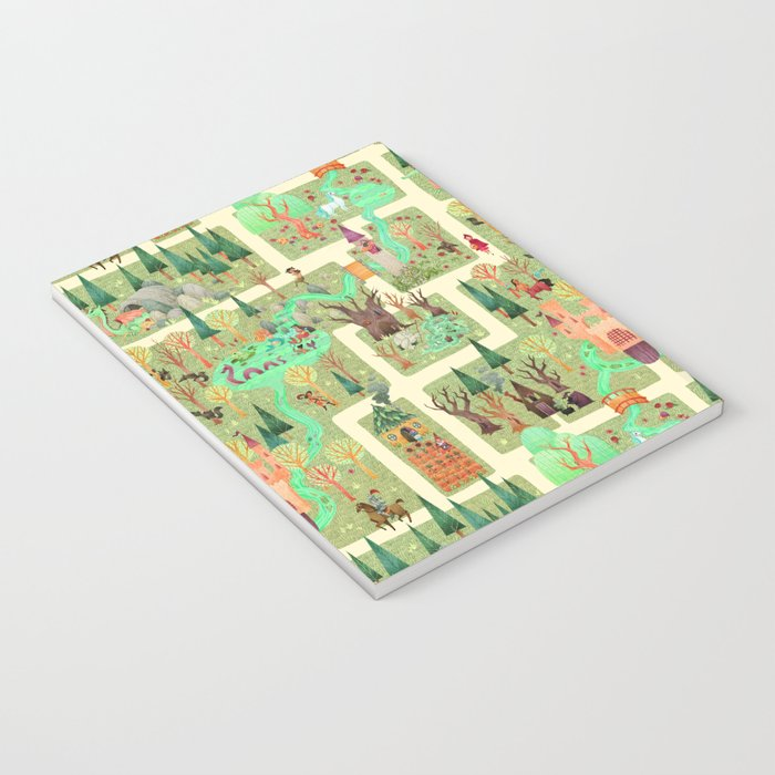 The Enchanted Forest  Notebook