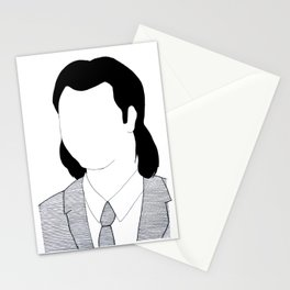 Vincent Vega - Pulp Fiction Stationery Cards