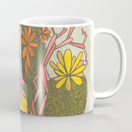 The Earth Laughs in Flowers (Grow Free Series) Coffee Mug