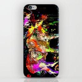 Moose Grunge iPhone Skin