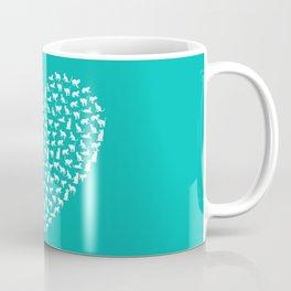 I Heart Cats Coffee Mug