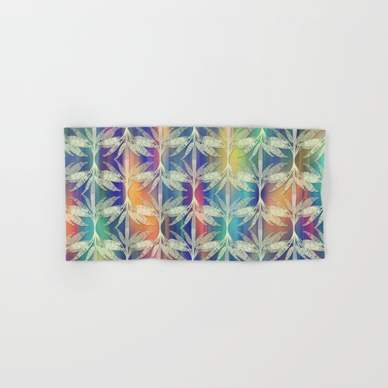 Tropical Mood 2 pattern Hand & Bath Towel