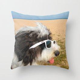 Nit Throw Pillow