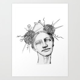BlarneYarn Art Print