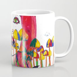 In Dreams I Talk to You Coffee Mug
