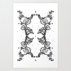 Love L Art Print