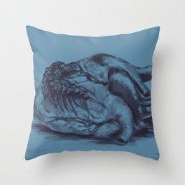 Corrupt Throw Pillow