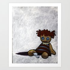 A Dolly for Sue Art Print